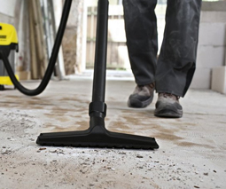 Промышленные и строительные пылесосы
