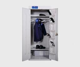 Сушильные шкафы до 4 комплектов одежды