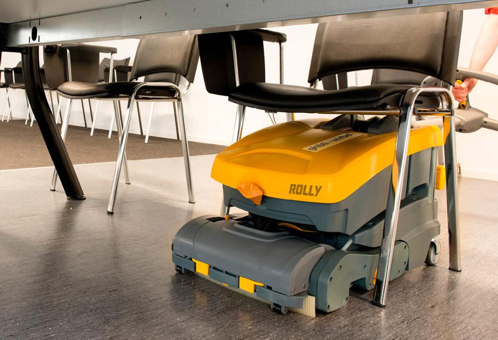 Поломоечные машины для уборки площадей от 200 до 1000 кв.м.