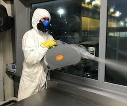Аппараты для дезинфекции поверхностей