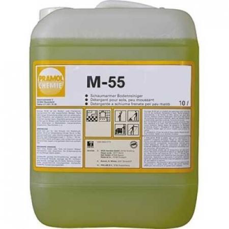 M-55 - средство для напольных покрытий и других водостойких поверхностей