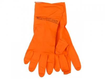 Перчатки латексные хозяйственные размер №10, 9, 8  (резиновые)