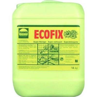 ECOFIX - крем-очиститель хромированных поверхностей, керамики и пр