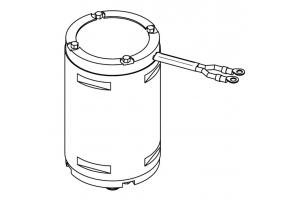 Мотор-редуктор привода щетки Lavor SCL Quick 36B