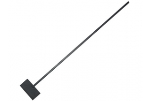 Скребок для снега 200х100 с металлической ручкой  (ST9072-2)