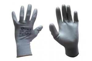 Перчатки нейлон полиуретан. неполн. покрытие 13кл