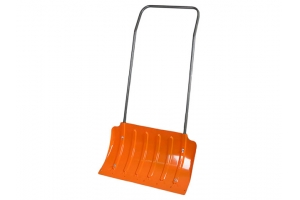 Движок для снега стальной 750х430 (cкрепер)