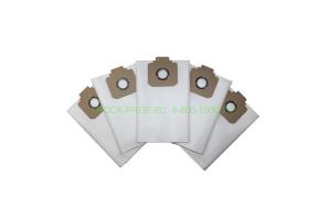 Мешки для пылесоса SOTECO, CLEANFIX, TASKI, 5 штук