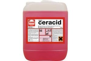 CERACID - кислотное чистящее средство для изделий из керамогранита