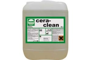 CERA-CLEAN - щелочное чистящее средство для интенсивной очистки микропористых поверхностей