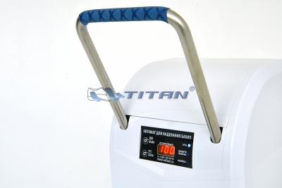Автомат для надевания бахил TITAN 100