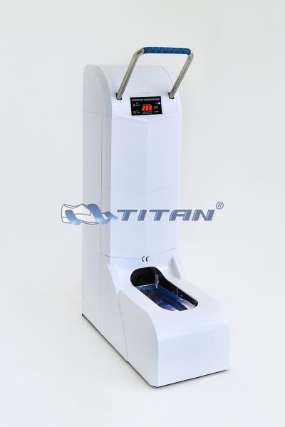 Автомат для надевания бахил TITAN 200